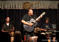 CARLOS OLMEDA & TOCA RIVERA @ Java Joe's 7-18-14