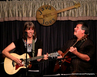 PEGGY WATSON & DAVID BELDOCK @ Java Joe's 6-06-15