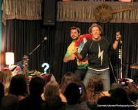 BUSHWALLA & JASON MRAZ @ Java Joe's 1-25-15