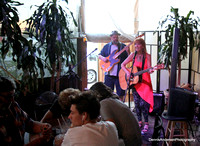 SUZANNE SHEA & JINNAH WILLIAMS @ Bistro Sixty 8-21-15