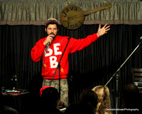 BUSHWALLA & JASON MRAZ @ Java Joe's 12-12-15