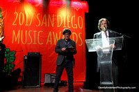 SAN DIEGO MUSIC AWARDS @ House of Blues 3-21-17