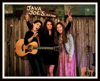 NINA FRANCIS, SISTER SPEAK & MARISSA GRACE @ Java Joe's 4-09-17