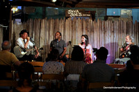 PETER SPRAGUE, NINA FRANCIS, LEONARD PATTON & GREGORY PAGE @ Java Joe's 7-23-17