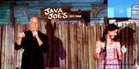 OPEN MIC @ Java Joe's 8-15-17 w/wm