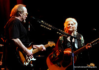 STEPHEN STILLS & JUDY COLLINS w/ KENNY WHITE @ Humphrey's 9-06-17