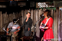 GABY APARICIO & FRIENDS @ Java Joe's 10-20-17