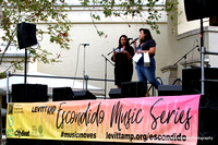 ALICE WALLACE & LISA SANDERS @ California Center for the Arts, Escondido 10-6-18