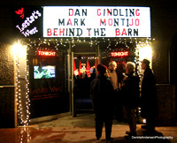 Dan Gindling, Mark Montijo & Behind the Barn @ Lestat's 2-17-19