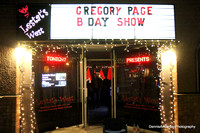 GREGORY PAGE'S BIRTHDAY SHOW @ Lestat's 4-28-19