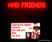 JEFF BERKLEY and FRIENDS @ Lestat's West 2-08-2020
