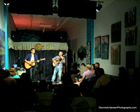 BUSHWALLA & ROB DEEZ w/ KENNY ENG @ Java Joe's 7-24-14