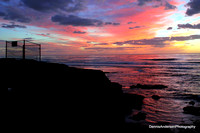 SUNSET CLIFFS SUNSET 12-04-13