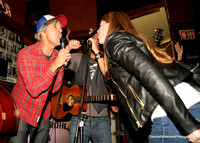 SHAWN ROHLF & THE BUSKERS WITH STEVE POLTZ @ The Ould Sod 11-22-13