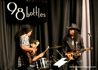 LARRY MITCHELL with Jamie Shadowlight @ Dizzy's at 98 Bottles 6-23-12