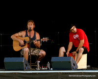 CHAD CAVANAUGH, GREGORY PAGE, & CHUCK SCHELIE @ OB Summerfest