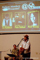 NEIL YOUNG TRIBUTE with Joe Rathburn & Peter Bolland @ Folkey Monkey 10-25-12