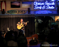 GREGORY PAGE, JEFFREY JOE & INTERSTELLAR TRANSMISSIONS @ Java Joe's OB 9-21-12