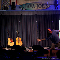 JEFF BERKLEY & FRIENDS @ Java Joe's OB 7-26-12