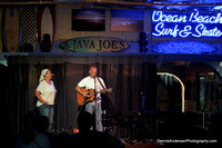 JAVA JOE'S OB OPEN MIC 7-08-12