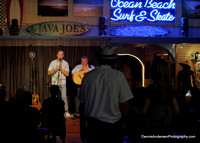 GREGORY PAGE SHOW @ Java Joe's OB 7-06-12