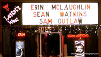 ERIN MCLAUGHLIN, SEAN WATKINS, & SAM OUTLAW @ Lestat's West