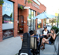OPEN MIC @ Java Joe's 6-30-15