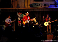 STEVE POLTZ & THE RUGBURNS @ Last Show At Java Joe's OB 01-11-13