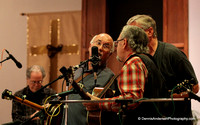 LIGHTHOUSE and AUDIE BLAYLOCK & REDLINE @ San Diego Bluegrass 01-24-13