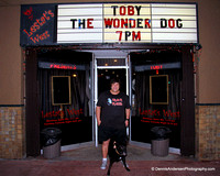 TOBY THE WONDERDOG FUNDRAISER @ Lestat's West 3-20-13