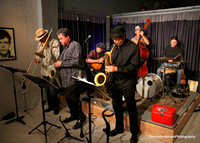 ROBIN HENKEL BAND w/ HORNS & WHITNEY SHAY @ Java Joe's Adams Ave 4-02-14