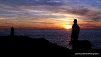 SUNSET CLIFFS SUNSET 4-08-14