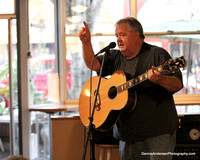 JEFF & JEFFREY @ Cosmos Coffee 7-18-13