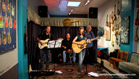 CHRISTINE PARKER & JIMMIE LUNSFORD @ Java Joe's 8-30-14