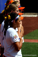 WOMEN'S COLLEGE WORLD SERIES DAY ONE 5-29-14