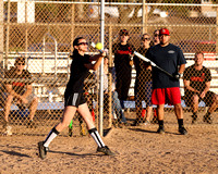 SARAH SOFTBALL @ Robb Field 7-22-14