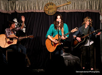 SARA PETITE, ASHLEIGH FLYNN & AMY BLACK @ Java Joe's 4-17-15