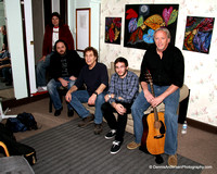 CHRIS CARPENTER, BILL HARTWELL, TIM FLACK & MASON JAMES McDONOUGH @ Swedenborg Hall 01-20-13