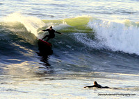 SUNSET CLIFFS SURF 12-02-12
