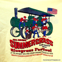 SUMMERGRASS BLUEGRASS FESTIVAL 2014