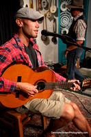 PETER BOLLAND & CHAD TAGGART @ Java Joe's 9-13-14