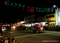 OCEAN BEACH HOLIDAY PARADE 2014