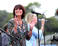 EVE SELIS & MATTIE MILLS Music Of Woodstock @ Point Loma Park 7-26-13
